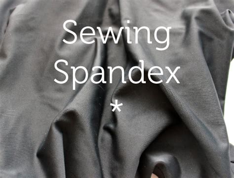sewing activewear how to make your own professional looking athletic wear books sewing spandex tips