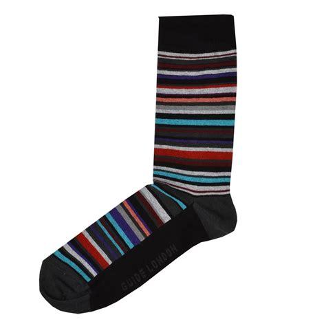 Stripe Socks guide mens multicoloured stripe socks the shirt store