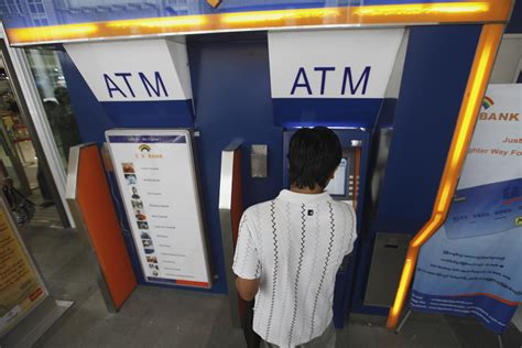 cb bank cb bank to the size of its atm network in 2017