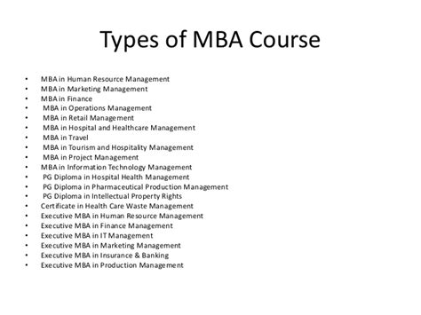 Mba Phd Joint Programs In India by Image Gallery Mba Courses