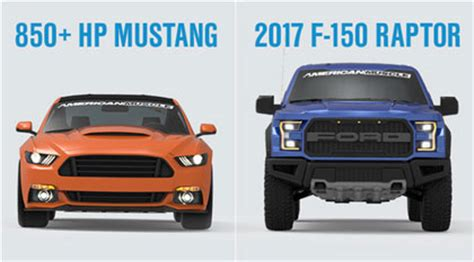 American Muscle Sweepstakes 2016 - american muscle 2017 raptor mustang giveaway sun sweeps