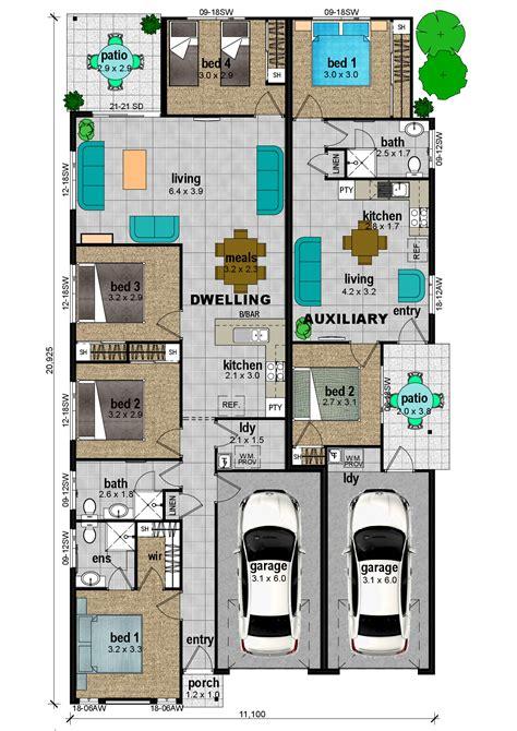 income property floor plans 100 dual occupancy floor plans best floor plans in