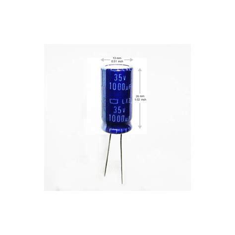 1000uf 35v electrolytic capacitor free shipping 1000 microfarad capacitors spare parts