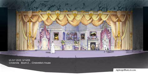 cinderella house cinderella muny 2003