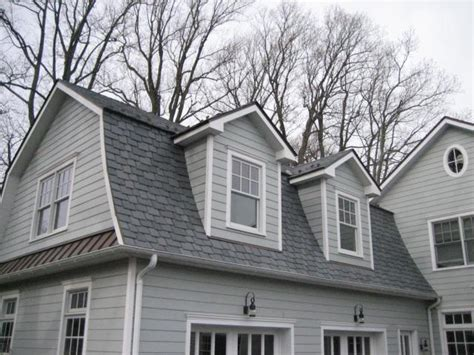 gambrel roof pictures steep slope roofing davinci roofscapes