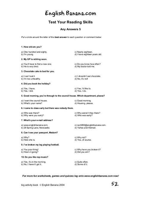 english homework sheets year 7 95 worksheets for english lessons