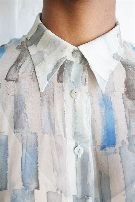 Glacia White Blouse marfakind though this is a blouse the fabric design