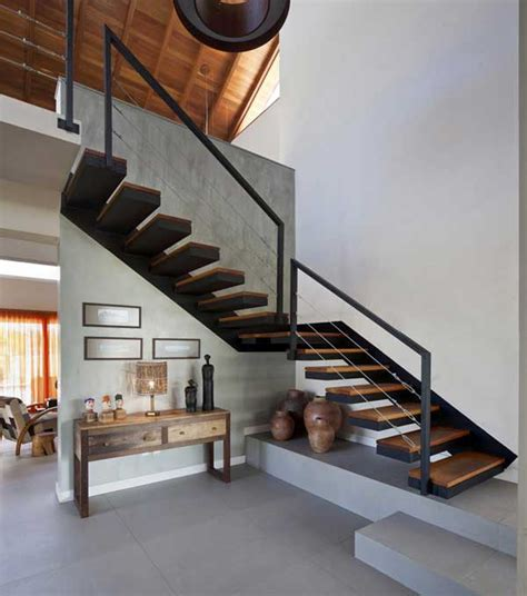 Contemporary Staircase Design Minimalist Modern Staircase Design Ideas