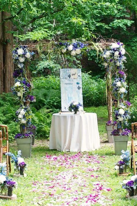 Wedding Ceremony Arbor by Beautiful Wedding Arbor Ceremony Decor