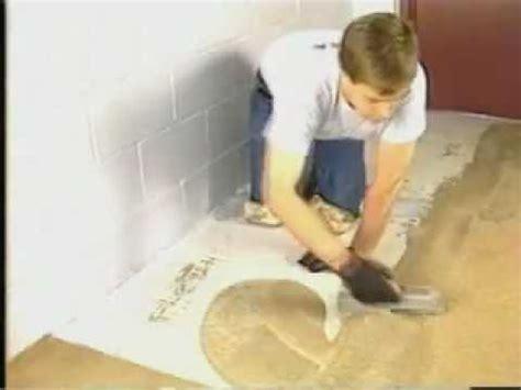 How to apply waterproof epoxy floor over concrete.   YouTube