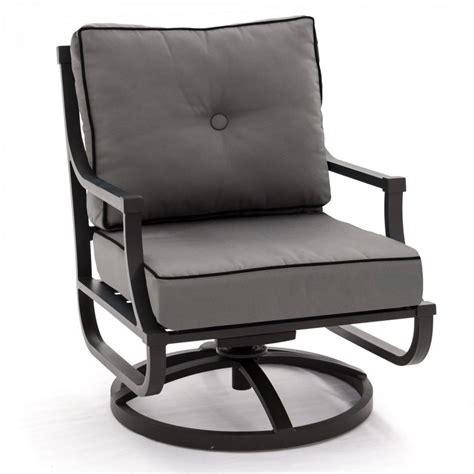 Swivel Rocking Chairs For Patio Audubon Aluminum Swivel Rocker Patio Club Chair By Lakeview Chairs Canada Glider Amusing Rocking