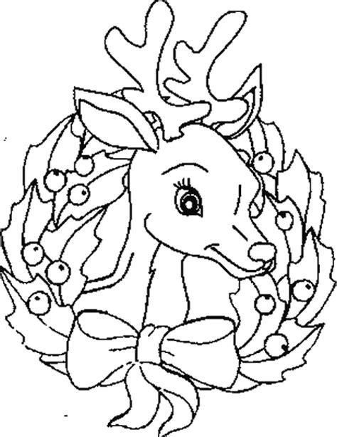 imagenes animadas de navidad para colorear dibujos para colorear de coronas de navidad coronas de