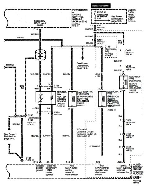 honda b16 engine wiring diagrams wiring diagram