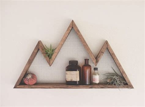 Mountain House Shelf by 25 Best Ideas About Rustic Wall Shelves On