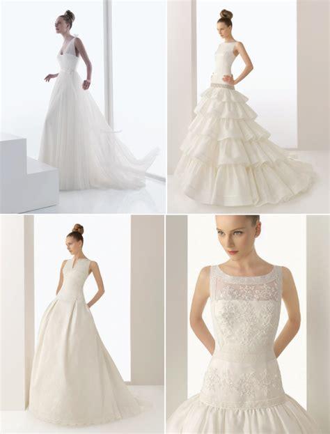 {Bridal Fashion} Non Strapless Wedding Dresses   Belle The
