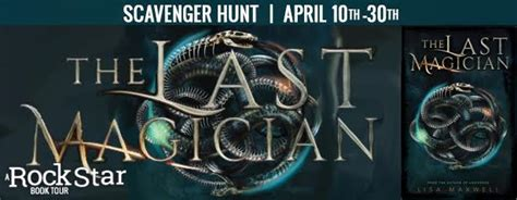 the last magician scavenger hunt giveaway the last magician by lisa maxwell lisamaxwellya simonteen 4 29