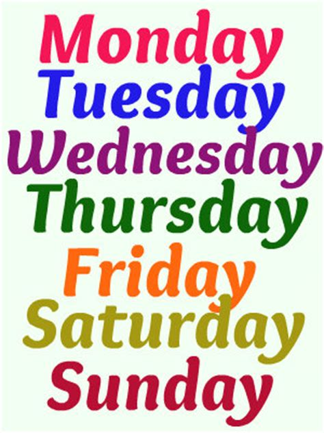 which day is today for week healing day stones crystals to correspond with