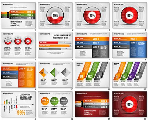 free powerpoint templates infographics 16 free infographic templates for powerpoint images