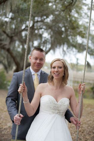 swinging couple blog destination weddings south carolina charm