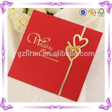 invitation card design with price factory price wedding card design latest wedding card