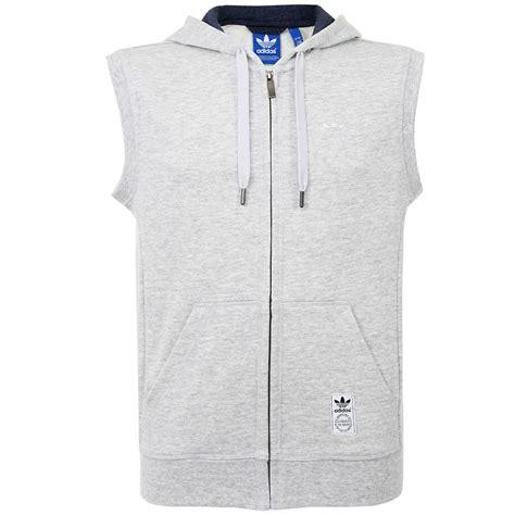 Vest Zipper Hoodie Marshmello 03 adidas originals mens pe sleeveless hoodie zip vest hoody top ebay