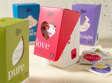 mood reflecting teas tea packaging designs