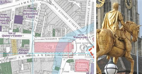 hull daily news online hull events hull daily mail this fascinating map shows hull s lost landmarks over