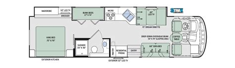 rv cer floor plans 28 images 2013 entegra cornerstone 45k motorhome overview rv rv floor