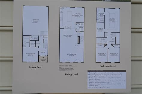 Fairmont Homes Floor Plans Loudoun Valley By Toll Brothers In Ashburn Virginia
