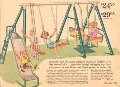 how much do swing sets cost 1000 images about vintage swing sets on pinterest