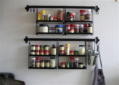 cute ikea kitchen cabinet organizers greenvirals style spice rack drawer organizer get organized with this diy