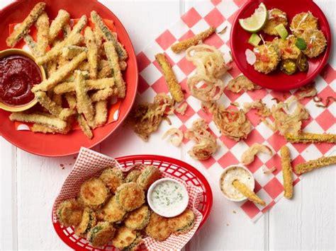 summer reading barefoot contessa parties popsugar food zucchini fries food network summer party ideas menus