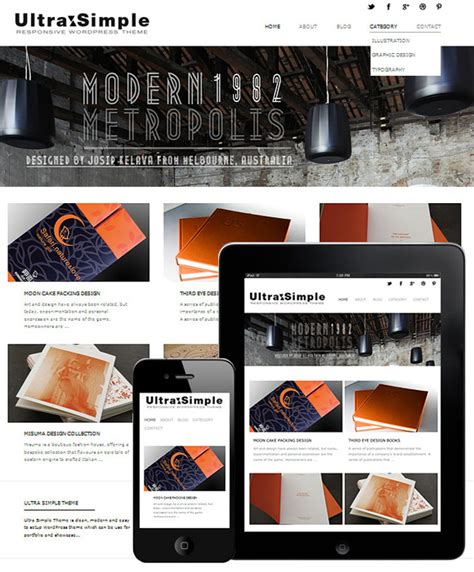 theme wordpress ultra simple ultrasimple wordpress theme wordpress magazine themes on
