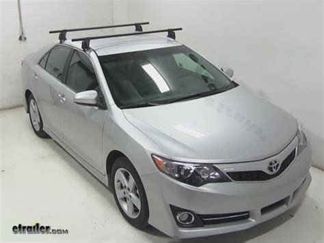 Toyota Camry Roof Rack System Yakima Roof Rack For Toyota Camry 2014 Etrailer