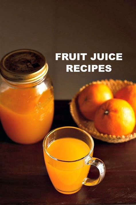 e fruit juice fruit juice recipes collection of 17 fruit juices and