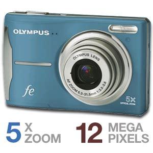 Kamera Olympus Fe 46 olympus fe 46 227100 digital 12 megapixel 5x optical 4x digital zoom 2 7 lcd 19mb