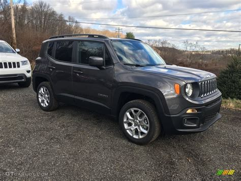 jeep granite crystal metallic granite crystal metallic 2016 jeep renegade latitude 4x4