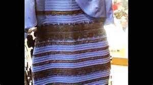 what color is this dress blue or white the dress color