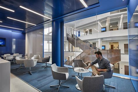Ks Interior Design Construction by Gallery Of Capitol Federal Gensler 1