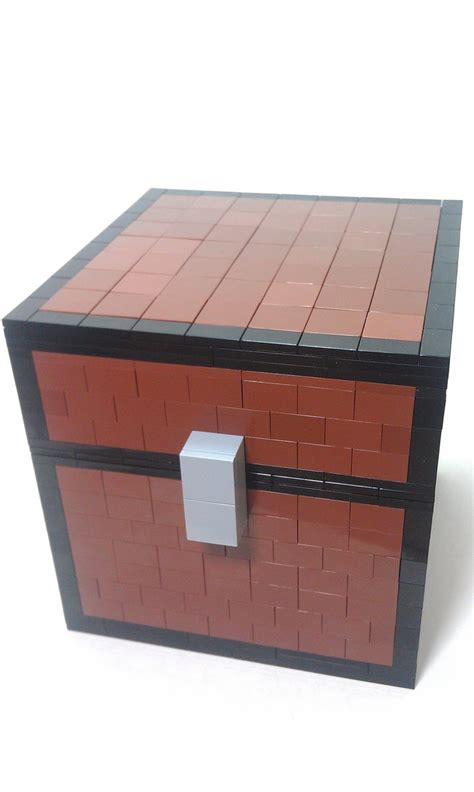 Minecraft Papercraft Chest - papercraft minecraft chest www imgkid the image