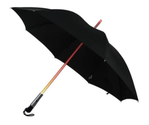 An Umbrella That Lights Up by Umbrella With Led Light Up Shaft