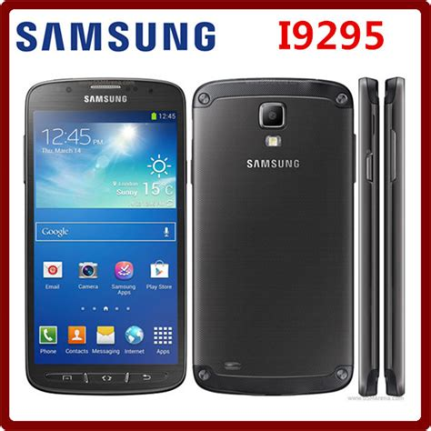 Touchscreen S4 Replika 12 original mobile phone samsung i9295 i537 galaxy s4 active quadcore 16g rom 2g ram 5 0