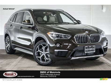 olive green bmw 2017 dark olive metallic bmw x1 xdrive28i 115632451 photo