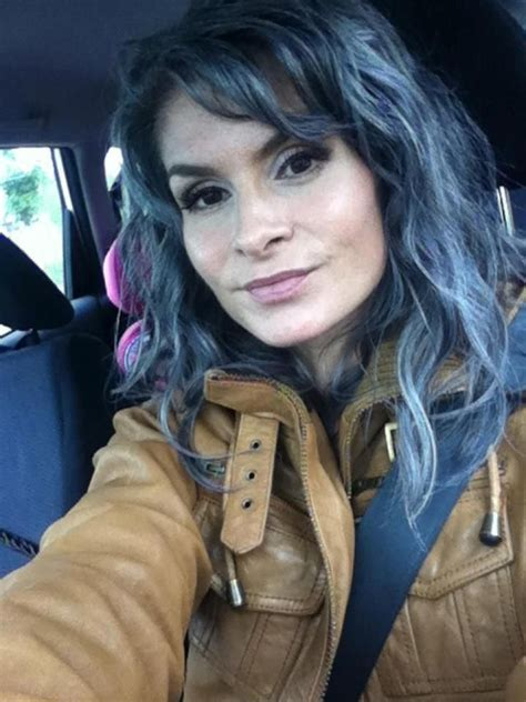 salt and pepper hair styles for hispanic women pretty lady ggg going gray guide grey doesn t mean crone