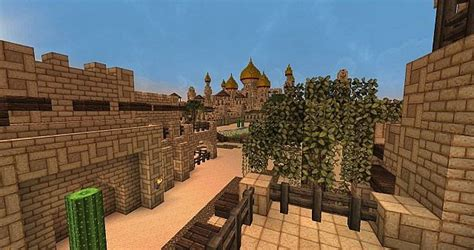 minecraft world map city homes desert city of alkazara map for minecraft file minecraft