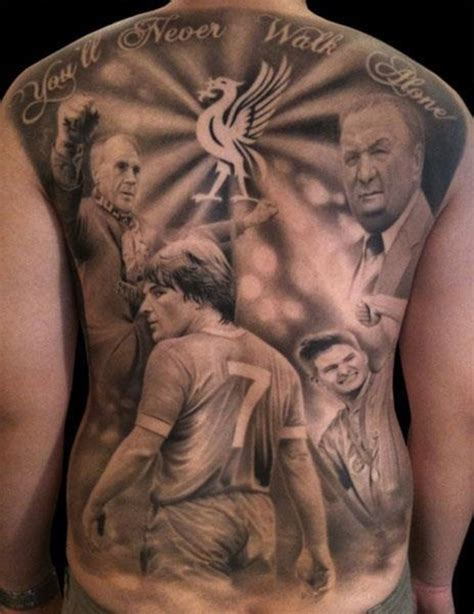 40 powerful football tattoo designs and ideas i luve sports