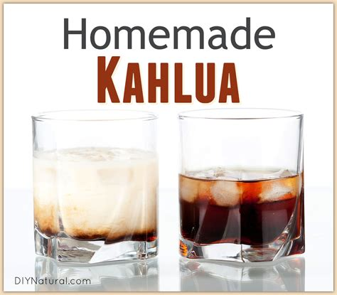 diy kahlua kahlua great as a gift and occasional treat
