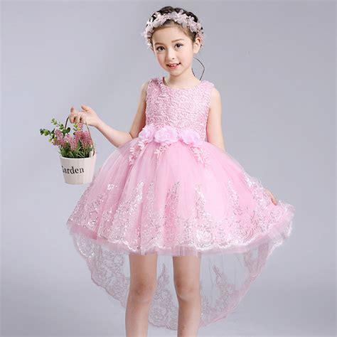 10 year old girls birthday dresses 2017 summer new girls flower dresses wedding dress kids