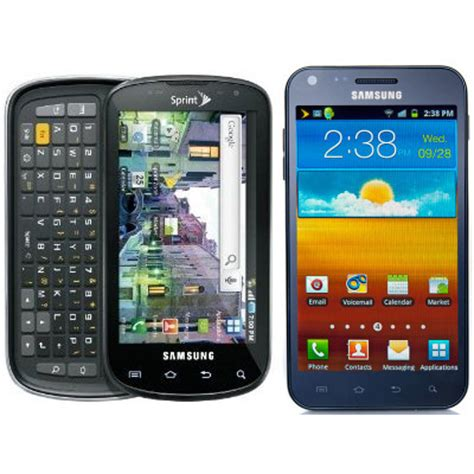 sprint prepares software updates for samsung epic 4g and