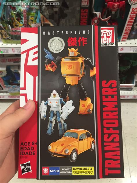 Transformers Masterpiece Toys by Hasbro Transformers Masterpiece Mp 08 Bumblebee Found In